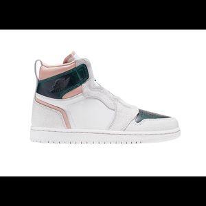 Nike Women's Air Jordan 1 Retro High Zip Multi Sz